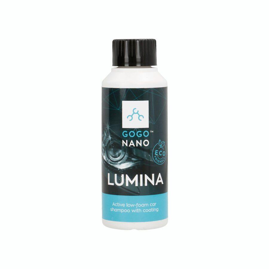 Mažai putojantis  aktyvus  automobilio šampūnas su Nano danga 250ml